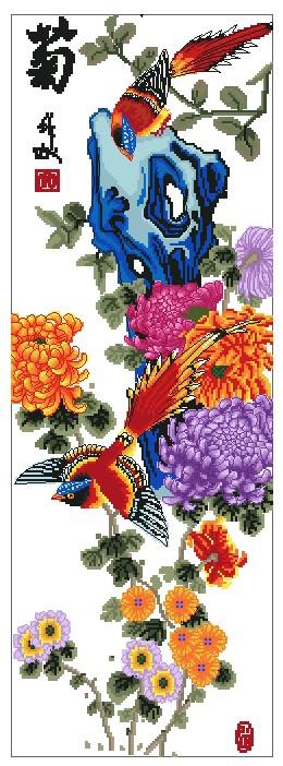 十字绣-绣花图案网